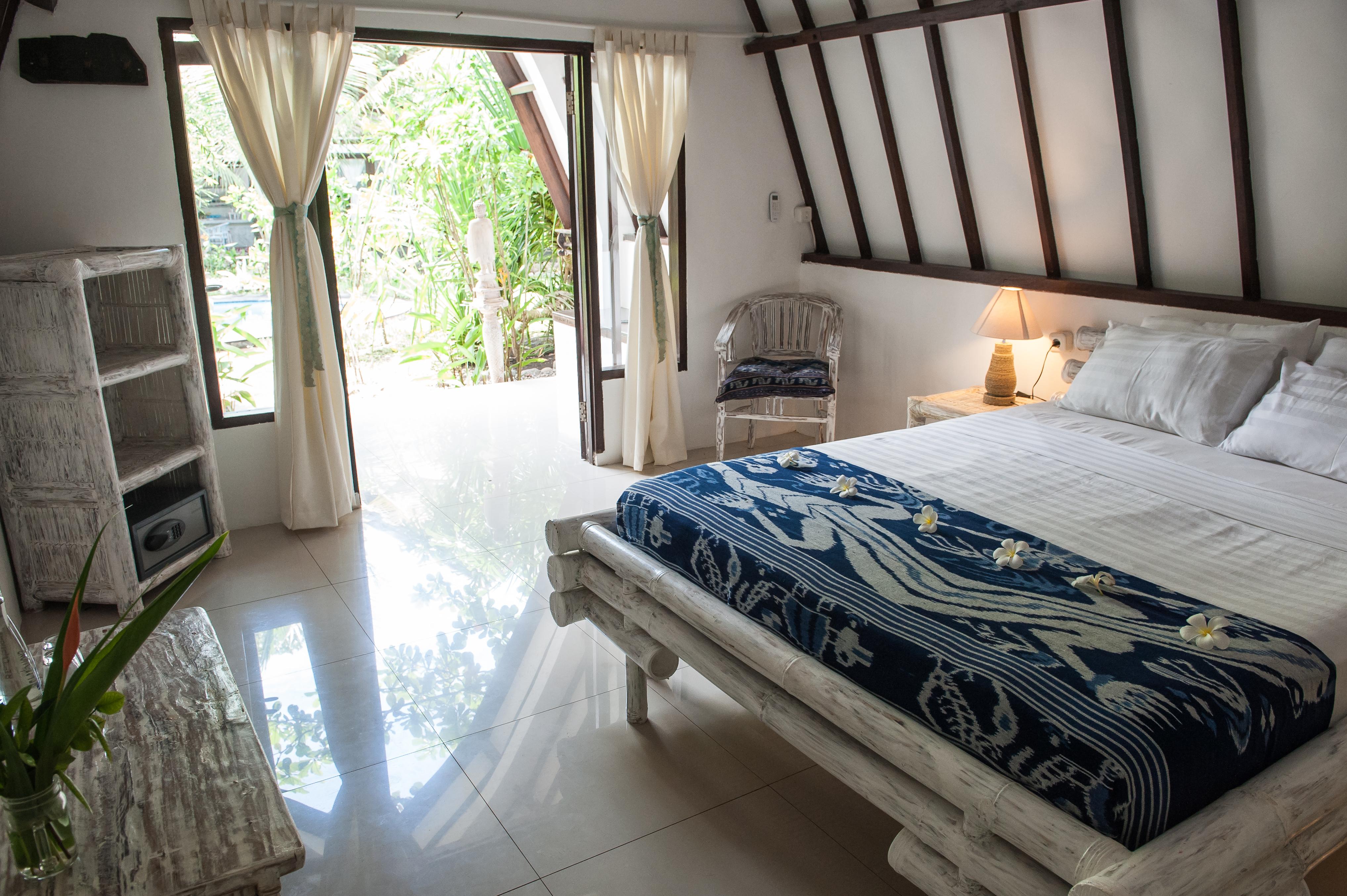 Traditonal Deluxe Bungalow at Villa Nangka