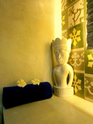 Handmade Art from Bali Villa Nangka