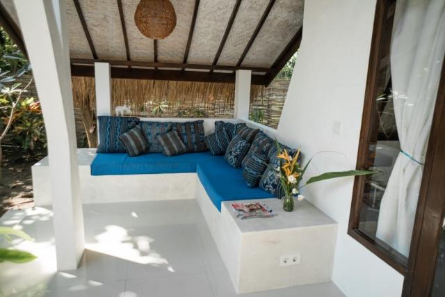 Spacious Private Terrace