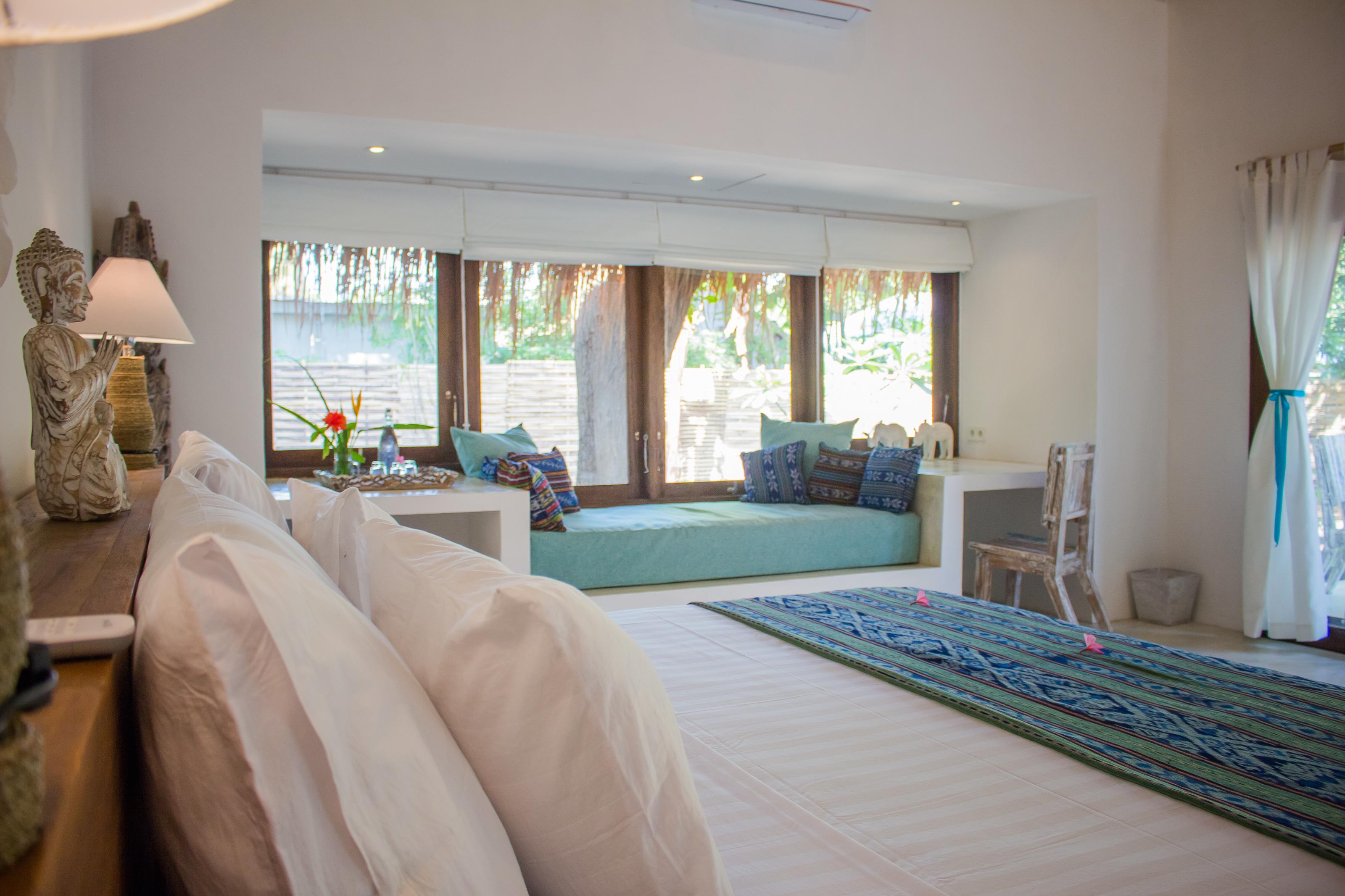 Spacious Bedroom Villa Nangka