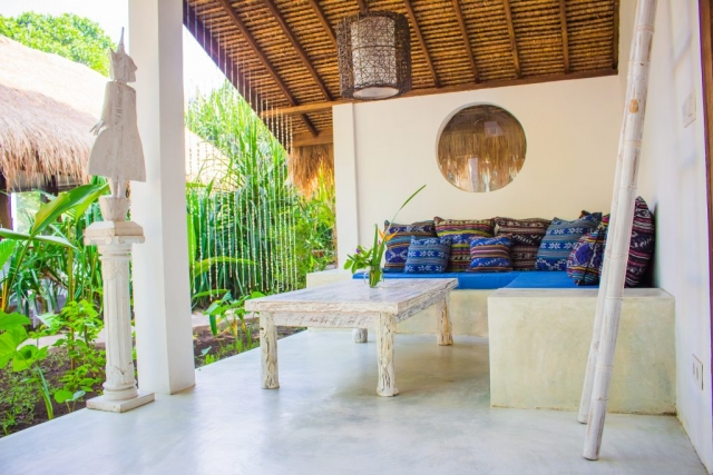 Best Place to Relax & Unwind Villa Nangka Gili Air