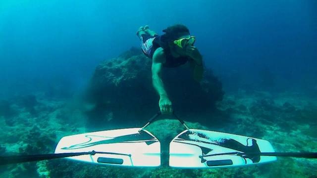 Guide Subwing Gili Islands