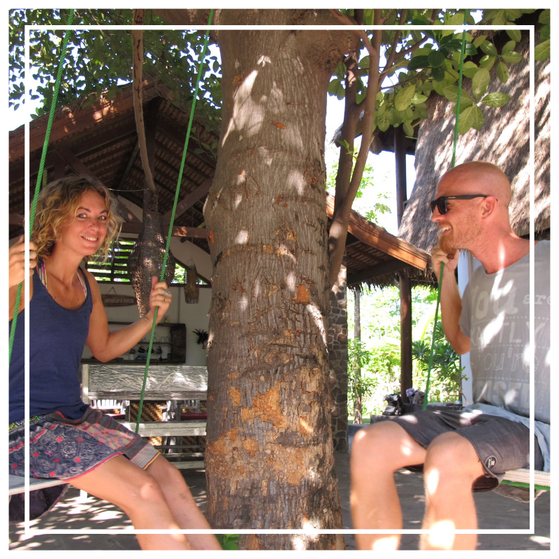 Falling in Love under the Nangka Tree on Gili Air
