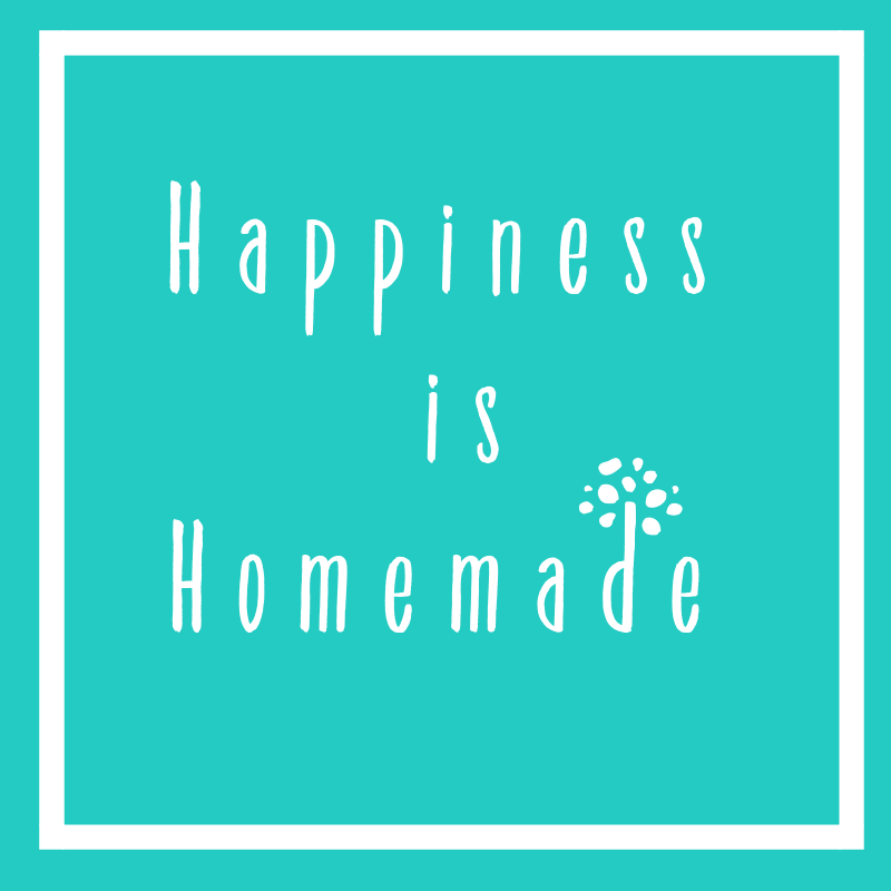 Quote Happiness is Homemade by Villa Nangka