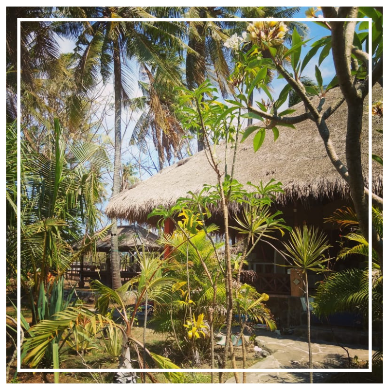 Traditional House on Gili Air