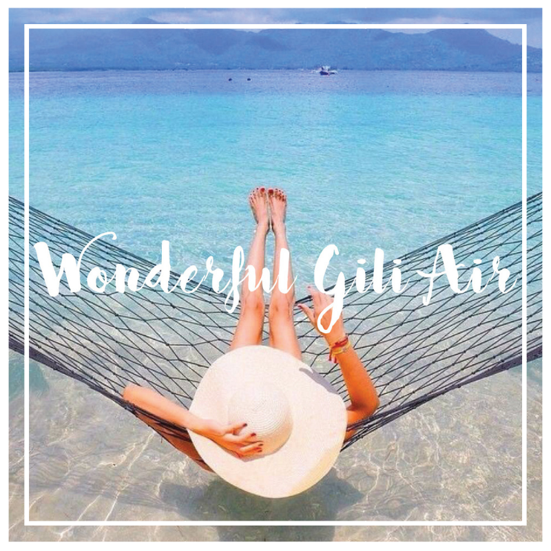 A Very Good Reason To Visit Wonderful Gili Air