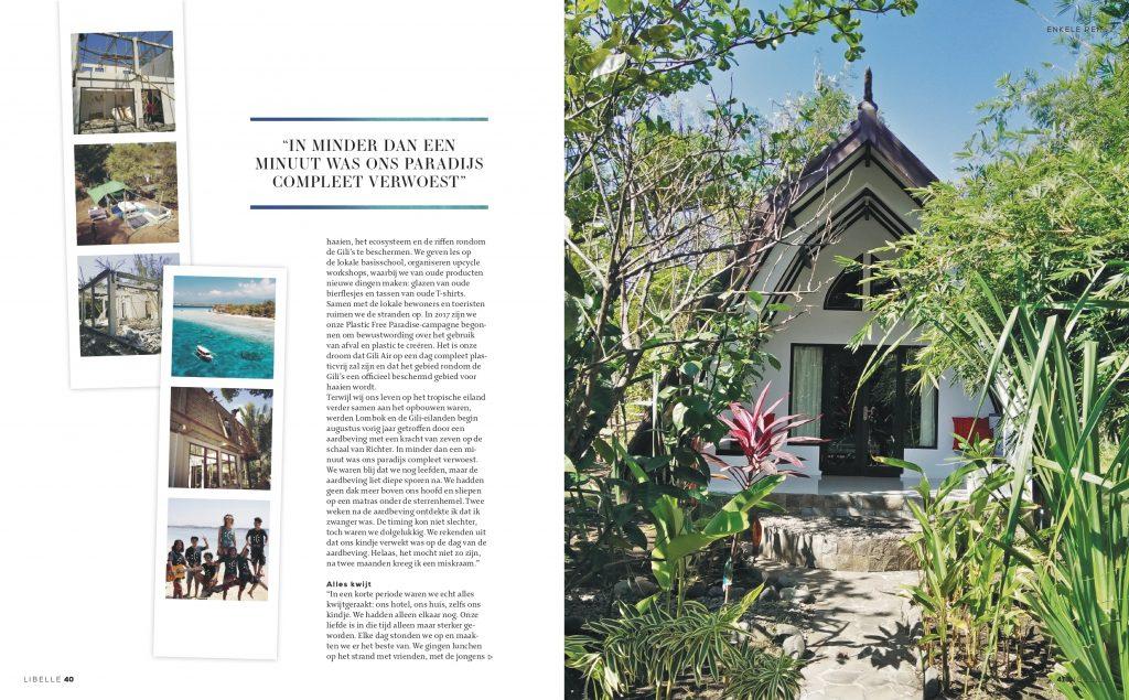 Interview met Rose Huizenga - Travelblogger die naar de Gili Eilanden is geemigreerd