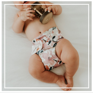 5 reasons why everyone should consider using reusable diapers